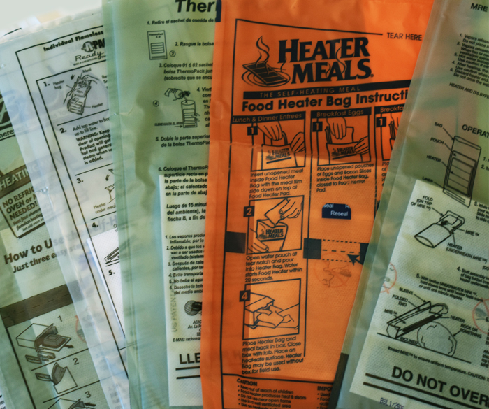 No flame or electricity is required for commercial flameless ration heaters, with a biodegradable heating material