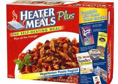 HeaterMeals Plus Vegetarian Pasta Fagioli